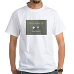 Forensic Toxicology White T-Shirt