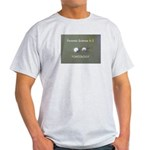 Forensic Toxicology Light T-Shirt