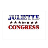 JULIETTE for congress Postcards (Package of 8)
