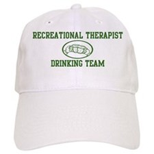 Recreational Therapist Drinki Baseball Cap