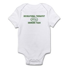 Recreational Therapist Drinki Infant Bodysuit
