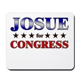 JOSUE for congress Mousepad