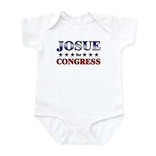 JOSUE for congress Infant Bodysuit