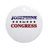 JOSEPHINE for congress Ornament (Round)
