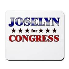 JOSELYN for congress Mousepad