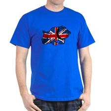 British Bulldog Union Jack T-Shirt