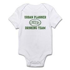 Urban Planner Drinking Team Infant Bodysuit