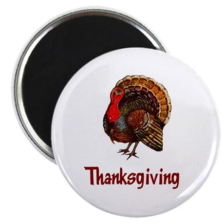 Thanksgiving Turkey Magnet