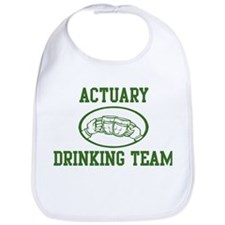 Actuary Drinking Team Bib