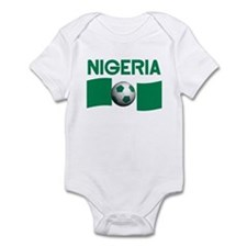 TEAM NIGERIA Infant Bodysuit
