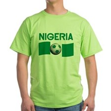 TEAM NIGERIA T-Shirt