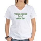 Petroleum Engineer Drinking T Shirt
