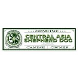 CENTRAL ASIA SHEPHERD DOG Bumper Car Sticker