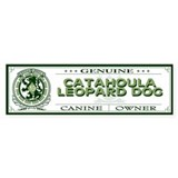 CATAHOULA LEOPARD DOG Bumper Car Sticker