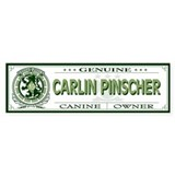 CARLIN PINSCHER Bumper Bumper Sticker