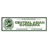 CENTRAL ASIAN OVCHARKA Bumper Bumper Sticker
