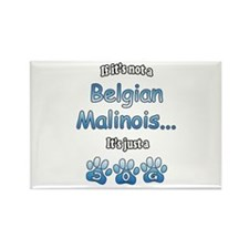 Malinois Not Rectangle Magnet (10 pack)