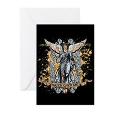 Guardian Angels Greeting Cards (Pk of 20)