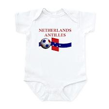 TEAM NETHERLANDS ANTILLES Infant Bodysuit