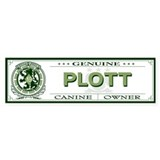 PLOTT Bumper Car Sticker