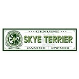 SKYE TERRIER Bumper Car Sticker