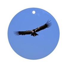 California Condor Ornament (Round)