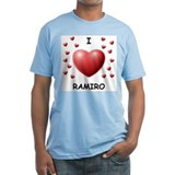 I Love Ramiro - Shirt