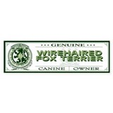 WIREHAIRED FOX TERRIER Bumper Bumper Sticker
