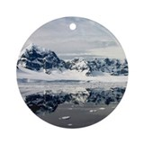 Antarctic Grace Ornament (Round)