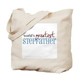 World's Greatest Stepfather Tote Bag