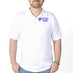 Vote Democrat Golf Shirt