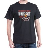 Basketball - Shoot Like a Girl T-Shirt