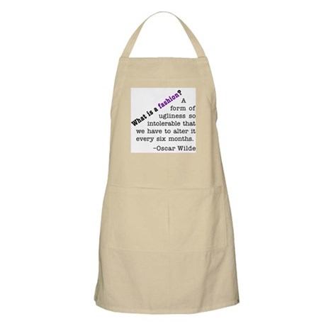 Wilde About Fashion BBQ Apron