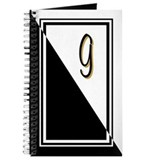 B&amp;W G Monogram Journal