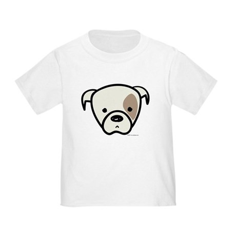 Boxer Puppy Toddler T-Shirt