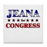 Cool House of representatives Tile Coaster