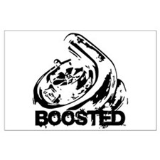 Boosted Large Poster