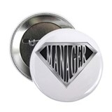 "SuperManager(metal) 2.25"" Button (100 pack)"