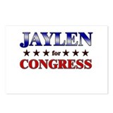 JAYLEN for congress Postcards (Package of 8)