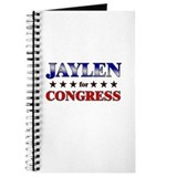 JAYLEN for congress Journal