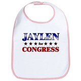 JAYLEN for congress Bib