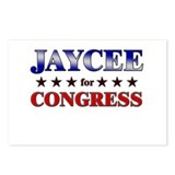 JAYCEE for congress Postcards (Package of 8)