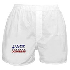 JAYCE for congress Boxer Shorts