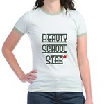 Beauty School Star Jr. Ringer T-Shirt