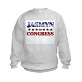 JASMYN for congress Jumpers