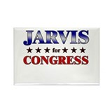 JARVIS for congress Rectangle Magnet