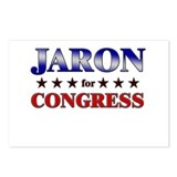 JARON for congress Postcards (Package of 8)