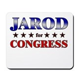 JAROD for congress Mousepad