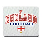 England Football/Soccer Mousepad