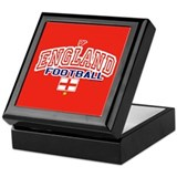 England Football/Soccer Keepsake Box